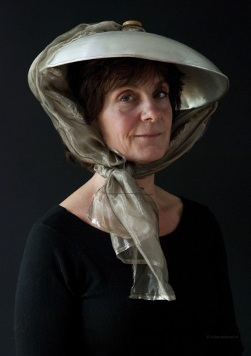 Oro, model Bernadette, Fotograaf Hubert Diemel