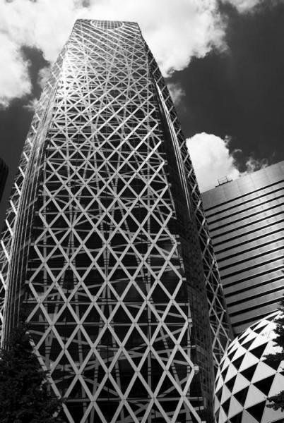 Tokyo, CocoonTower, 2010