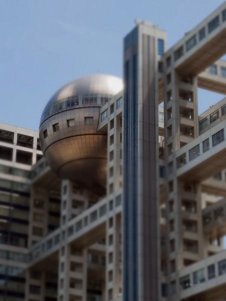 Fuji TV, Tokyo, 2010